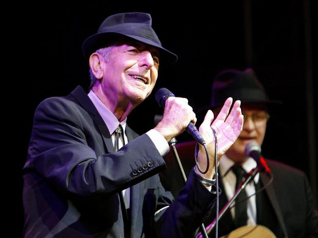 Remembering singer-songwriter Leonard Cohen, 1934-2016