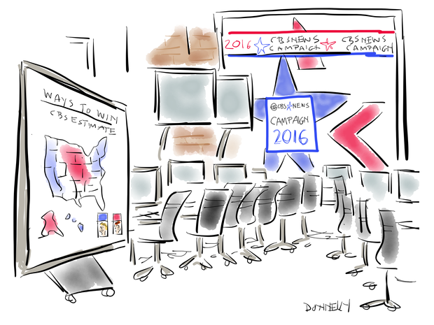 A glimpse into Election Day