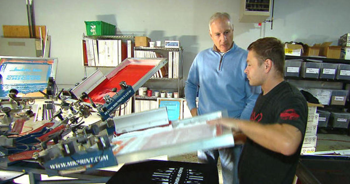 T-shirt company giving life-changing opportunities to America's heroes