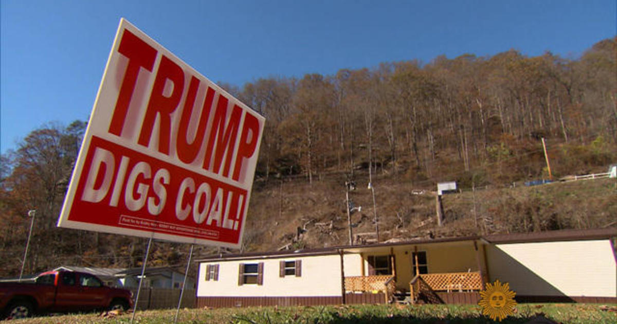 The view from Trump Country - CBS News