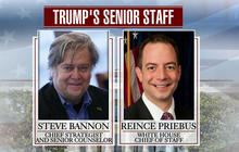 Trump under fire for hiring Breitbart's Steve Bannon