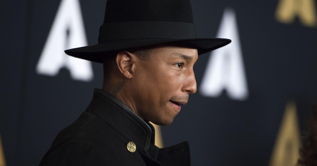 Pharrell Williams threatens to sue President Trump over use of
