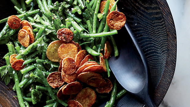 food-and-wine-haricots-verts-salad-crispy-potato-chips-promo.jpg