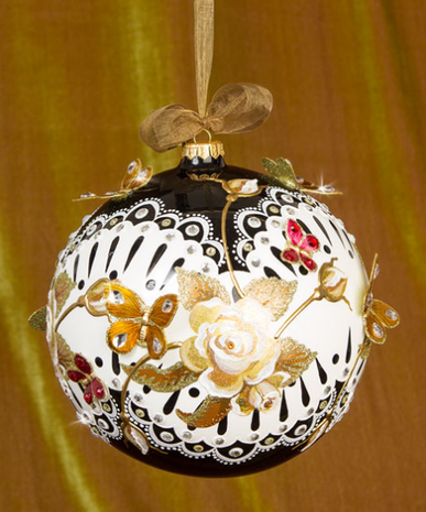 Jay Strongwater Christmas Ornament - Neiman Marcus Christmas Gift ...