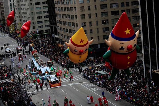 Thanksgiving Day Parade 2016 in New York
