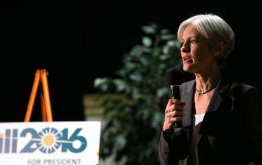 Jill Stein pushing for election recount in 3 states