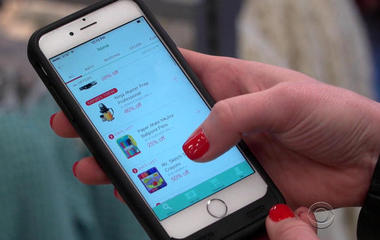 Cyber shoppers report being hacked
