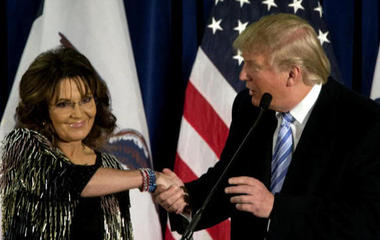 Will Sarah Palin join Trump's cabinet?