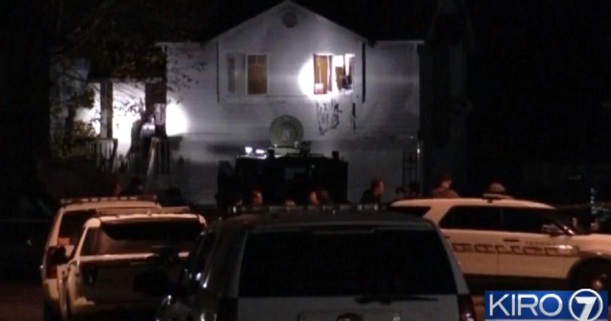 Tacoma Washington Police Shooting Suspect Used Two
