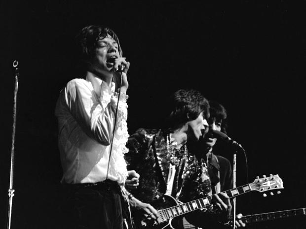 New York City - The Rolling Stones through the ages
