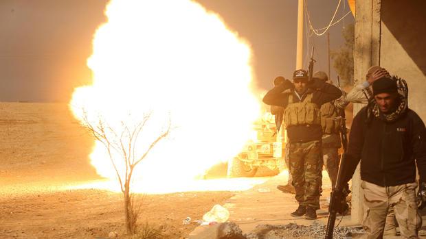 The battle to retake Mosul