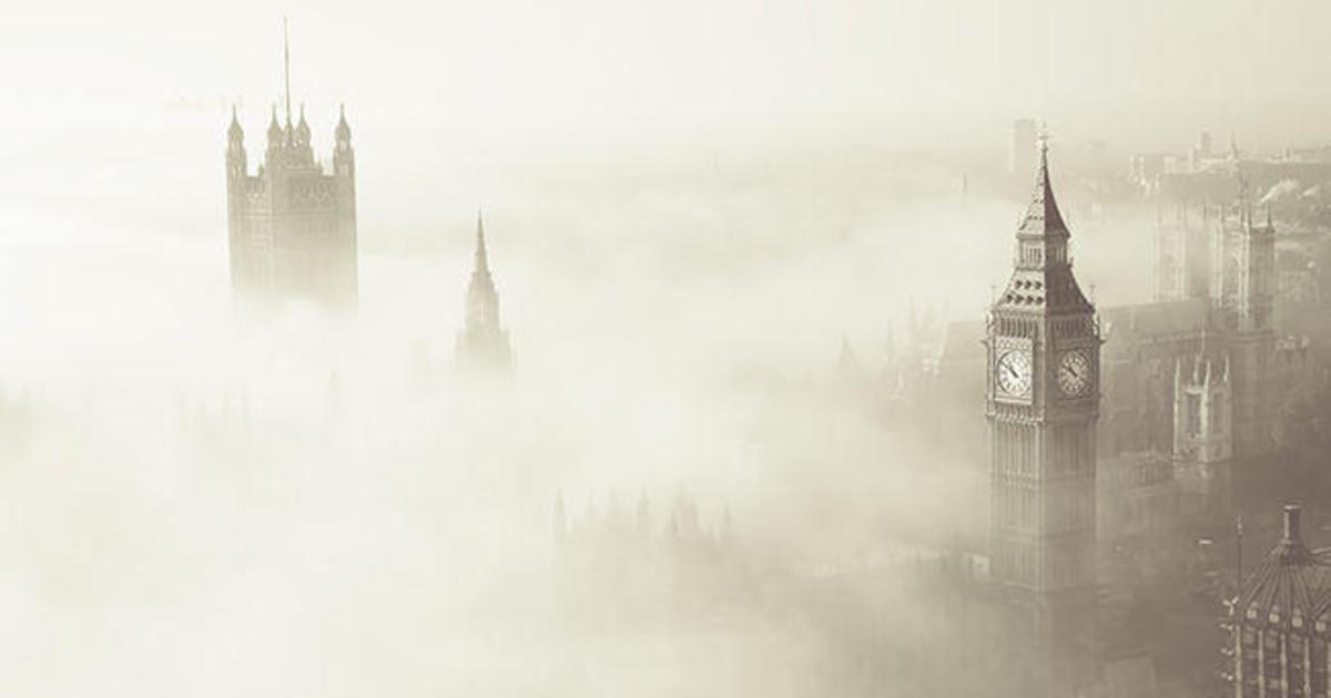 Almanac: London's killer smog