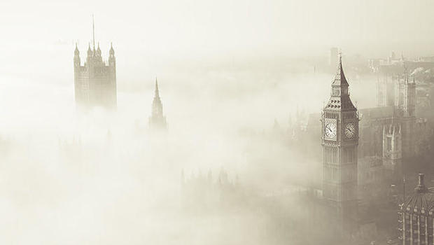 scientists determine cause of london s 1952 killer fog cbs news