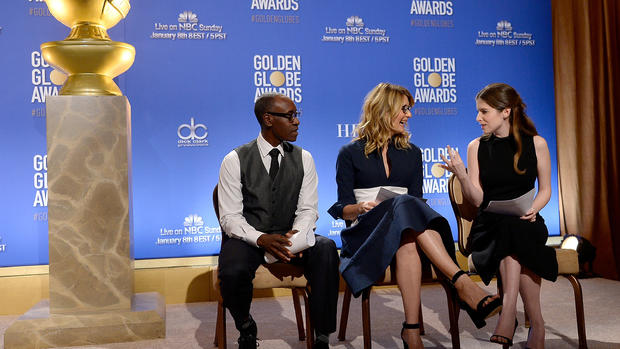 Golden Globe Award nominees