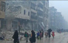 Cease-fire deal reportedly reached in war-torn Aleppo