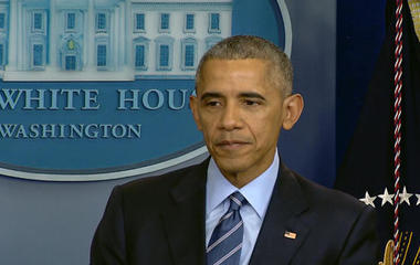 President Obama on Russian hacks, Syria and more
