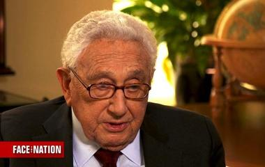 Kissinger offers possible solution for conflict in the South China Sea