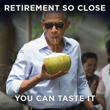 screen shot 2016 12 20 at 2 45 35 pm retirement hilarious barack obama memes pictures cbs news