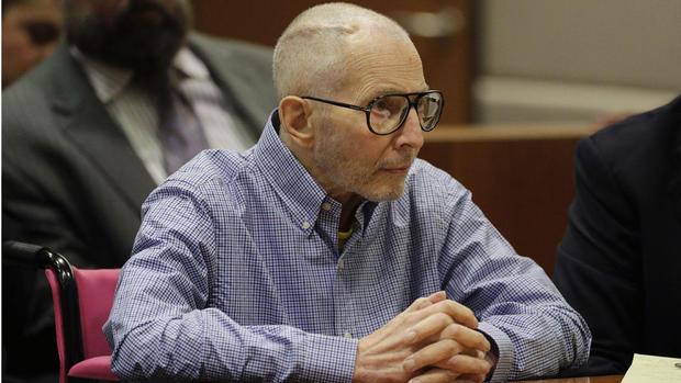 Timeline: Inside the Robert Durst case