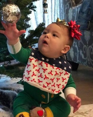 Stars celebrate Christmas 2016