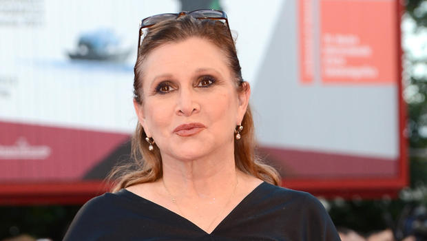 Carrie Fisher 1956-2016