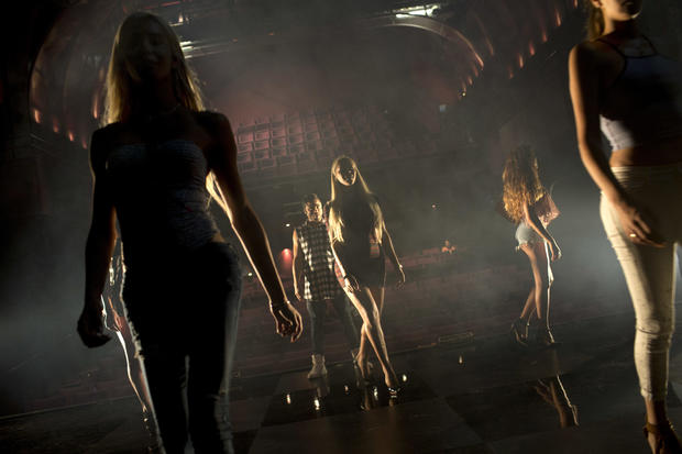 Contestants in the first Miss Trans Israel beauty pageant practice the walk on the stage during rehearsal in Tel Aviv, Israel, May 26, 2016. Tel Aviv has emerged as one of the world's most LGBT-friendly travel destinations, standing in sharp contrast to most of the rest of the Middle East, where gay people can face persecution.