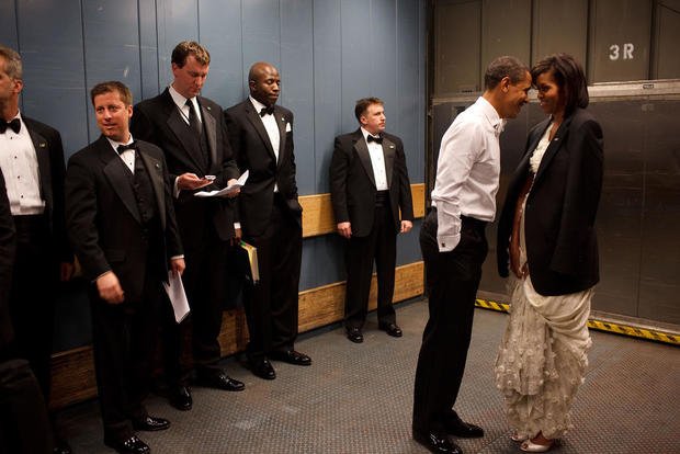Photos of Barack and Michelle Obama that will melt your heart