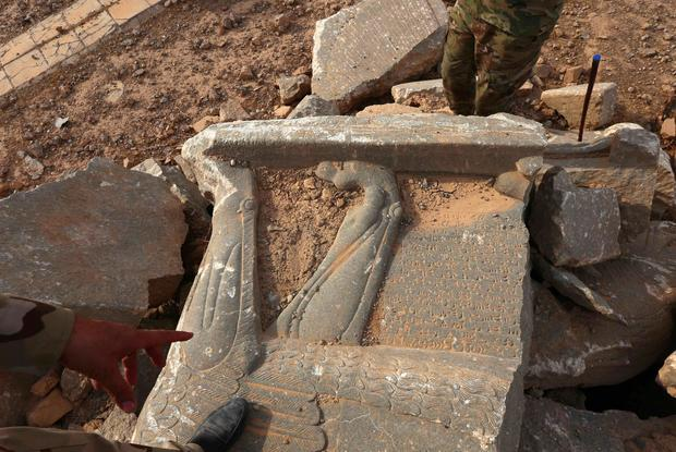 Nimrud: Ancient city destroyed by ISIS
