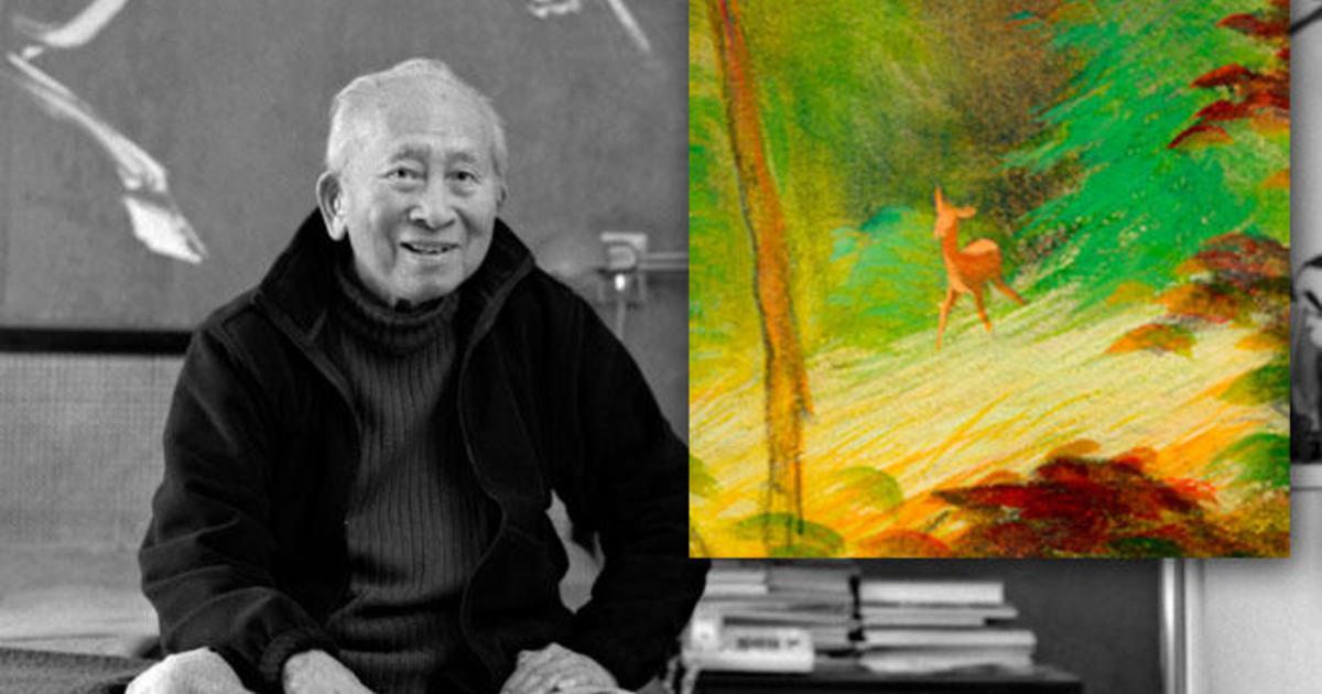 Artist Tyrus Wong's remarkable life - CBS News