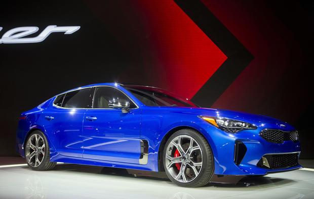 North American International Auto Show 2017