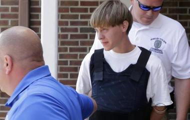 Dylann Roof sentenced to death for S.C. church shooting