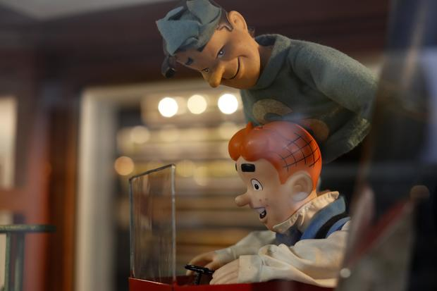 7-decade passion for toys fills Mexico museum