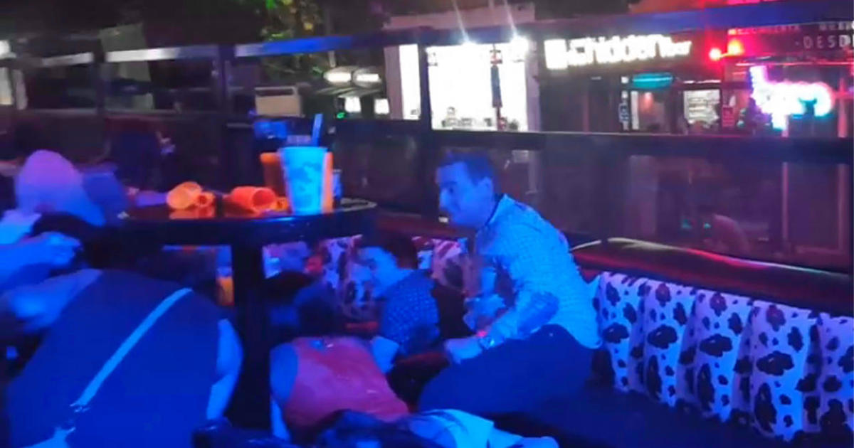 Playa Del Carmen Shooting At Blue Parrot Club Sees Gunman