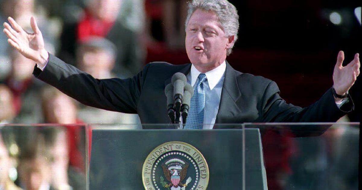 bill clinton inaugural address  jan  20  1993