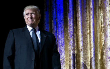 Trump's obstacles after stepping into office