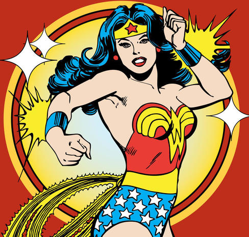 amazonian wonder woman through the years pictures cbs news