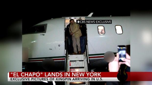 "Mexico says it has extradited drug lord Joaquin ""El Chapo"