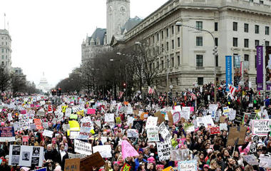 Building on Women's March momentum
