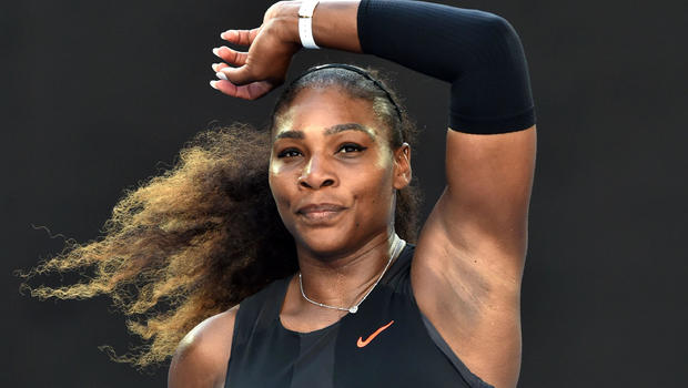 Serena williams dating her tennis coach 6