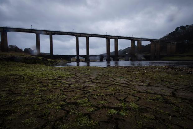 climate change severe drought