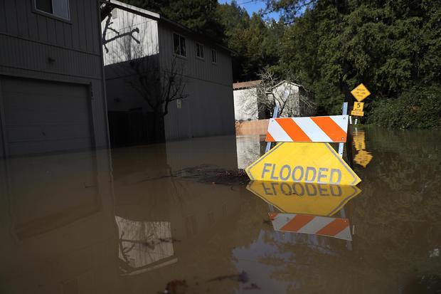 climate change flooding