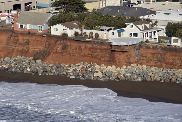 climate change erosion