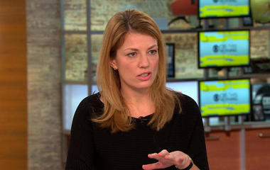 Holly Williams on Trump's impact on Syrian refugees, fighting ISIS