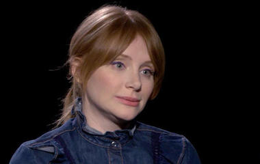 """Bryce Dallas Howard on her """"Gold"""" role"""