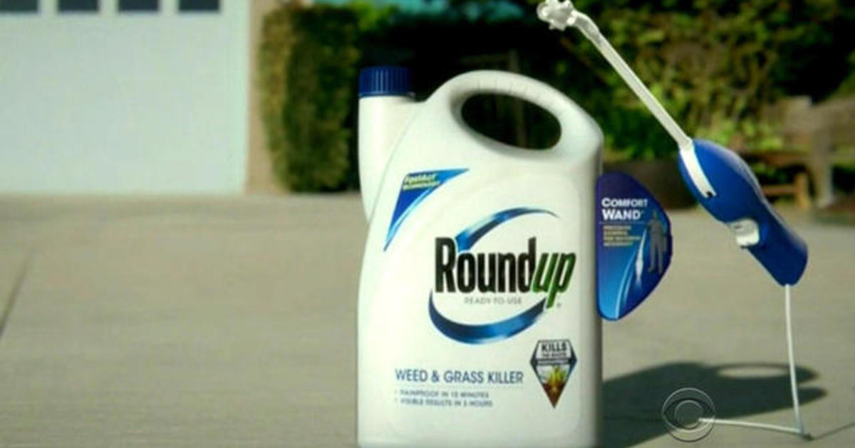 Does Monsanto S Roundup Cause Cancer The Law Says Yes The Science Says Maybe Cbs News