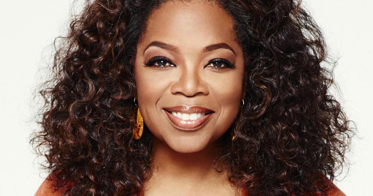 the work of oprah winfrey