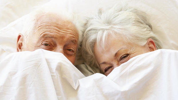 Better Sleep Could Mean Better Sex For Older Women - Cbs News-2049