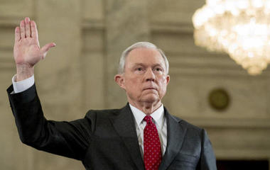 A bitter battle as Sen. Sessions confirmed to be attorney general