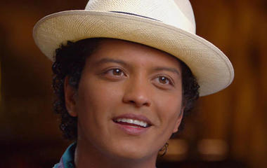 """Bruno Mars and the making of """"Uptown Funk"""""""