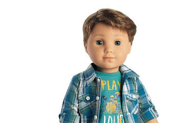 American Girl introduces its first boy doll